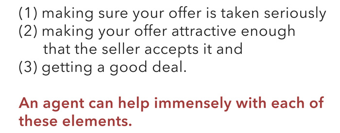 why do you need a real estate agent