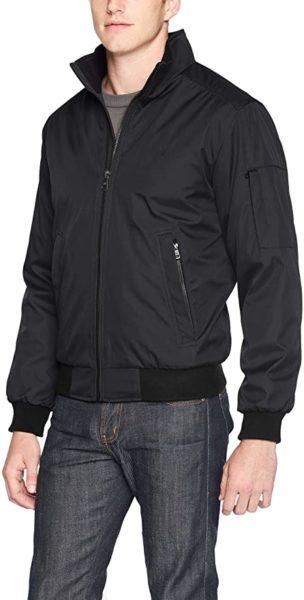 calvin klein harrington jacket