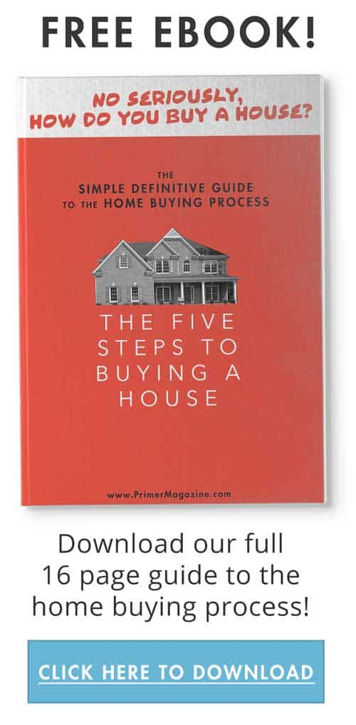 how to buy a house process