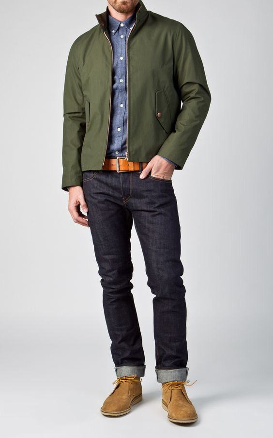 The Harrington Jacket How To Wear It History Affordable Picks