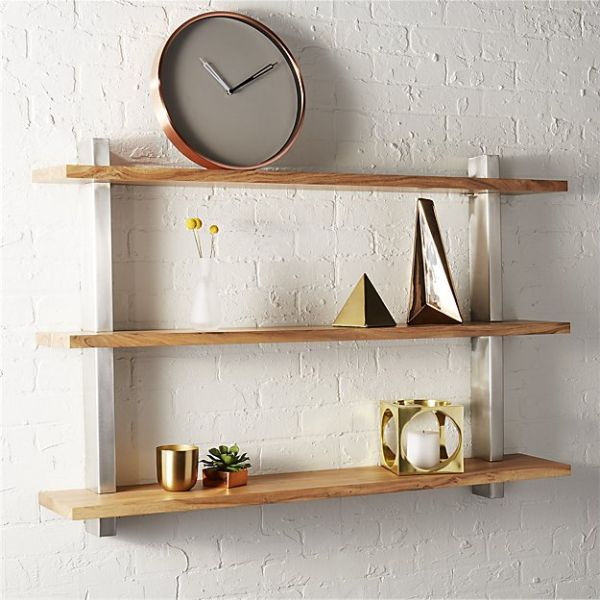 post wall shelf, $329