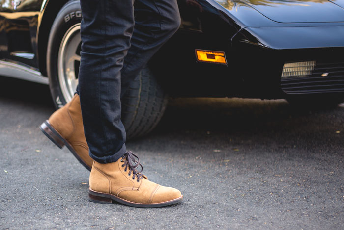 Thursday Boot Co Captain Roughout boots