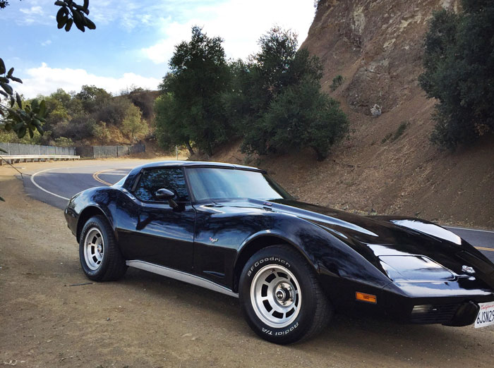 1978 corvette - how to buy a vintage sports car