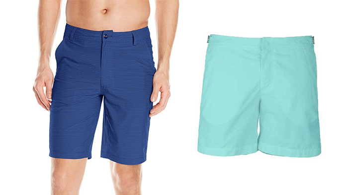 best men swim shorts