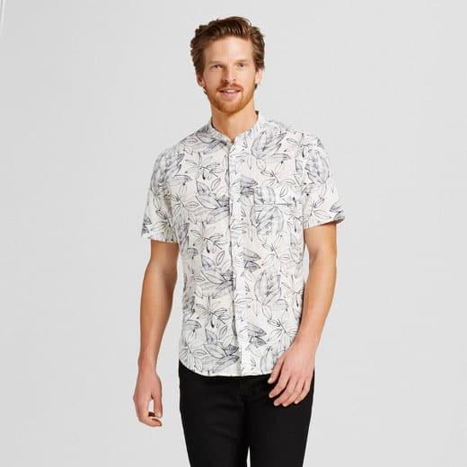 target short sleeve shirt