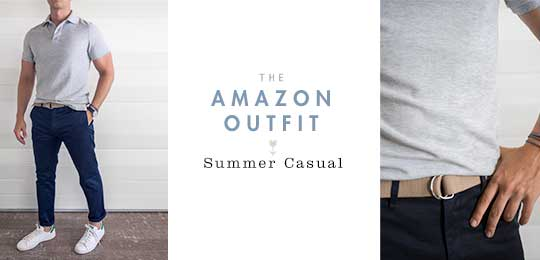 The Amazon Outfit: Summer Casual