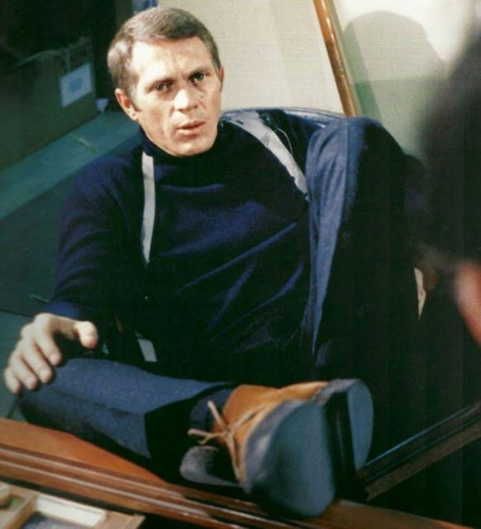 The Icon S Closet 5 Items You Need From Steve Mcqueen Primer
