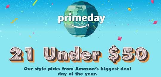 21 Under $50! Amazon Prime Day Deal Picks Good Until Tonight at Midnight