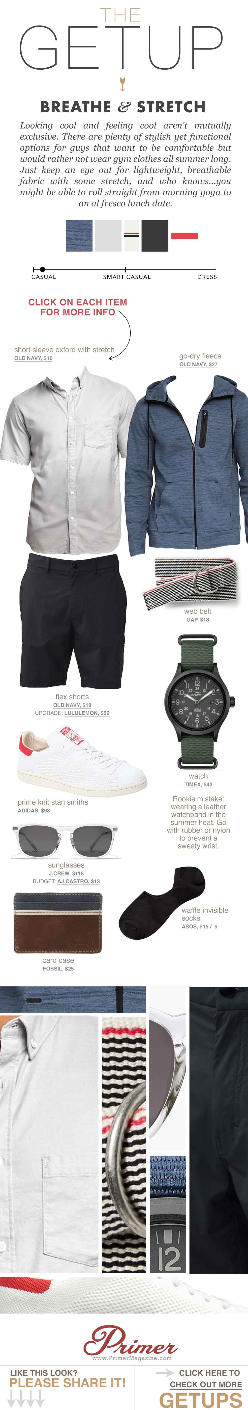 The Getup x Primer