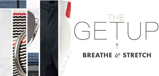 The Getup: Breathe & Stretch