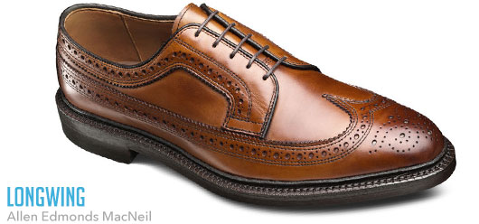 Allen Edmonds longwing