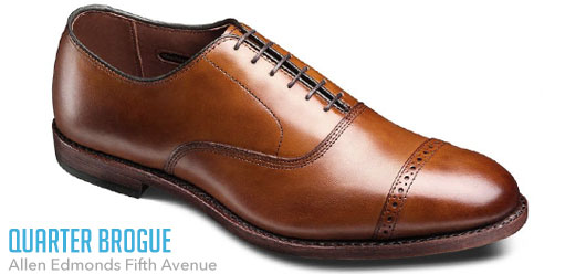 Quarter Brogue - Park Avenue