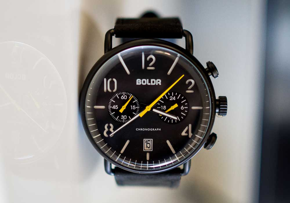 Boldr watch
