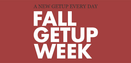 Fall Getup Week: Getting Back to Layers