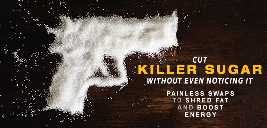 Cut Killer Sugar Without Even Noticing It
