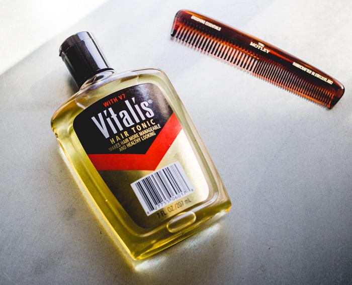 vitalis hair tonic