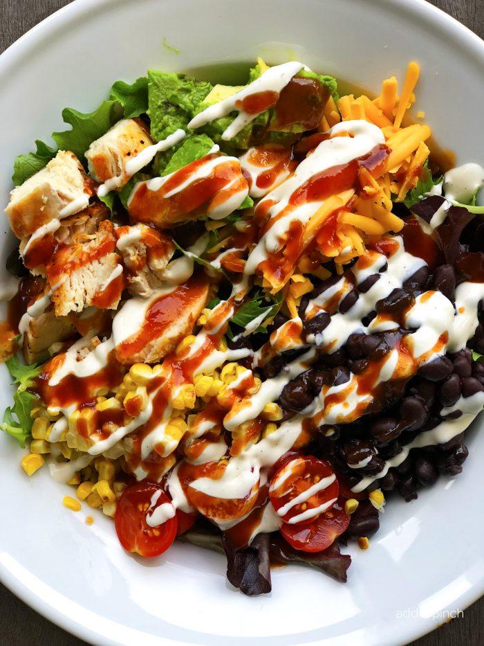 leftover rotisserie chicken cobb salad