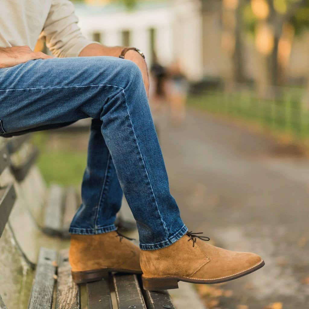 chukka boot - best men boot styles