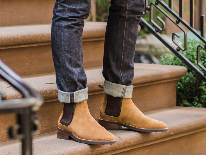 best affordable chelsea boot