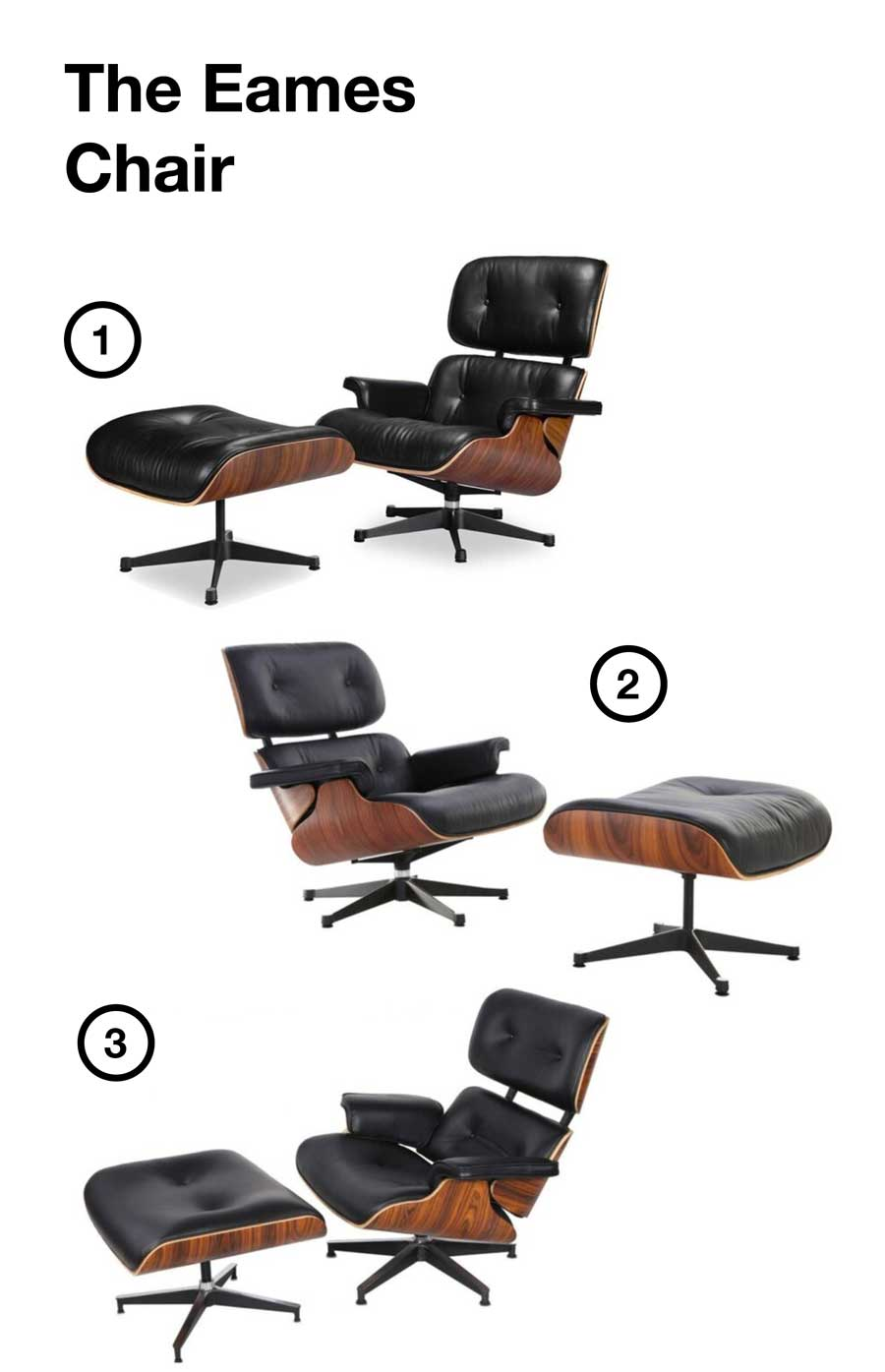 affordable eames lounge chair alternatives