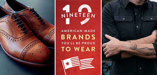 19 American-Made Brands You'll Be Proud to Wear