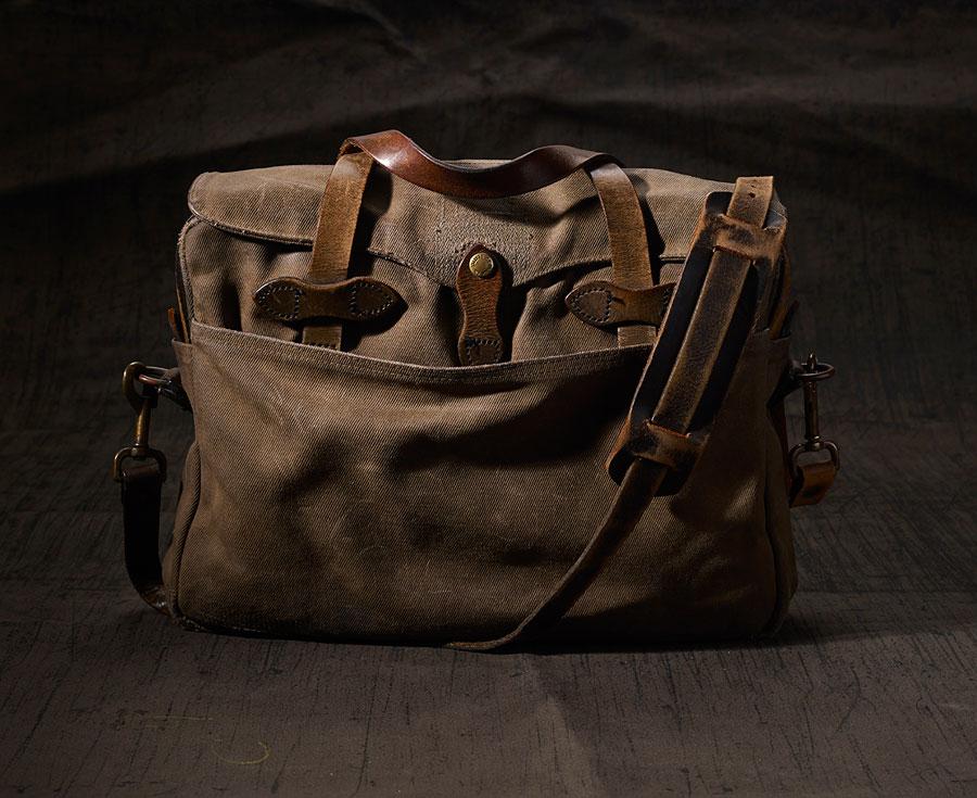filson briefcase vintage