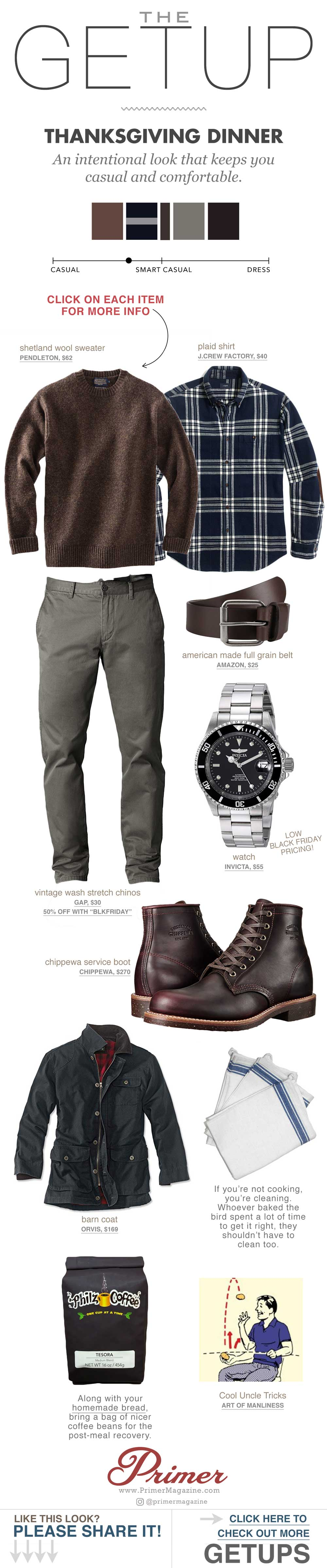 what to wear to thanskgiving men fashion