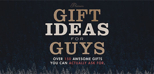 Gift Ideas for Guys: Over 130 Affordable Gifts You Can Actually Ask For