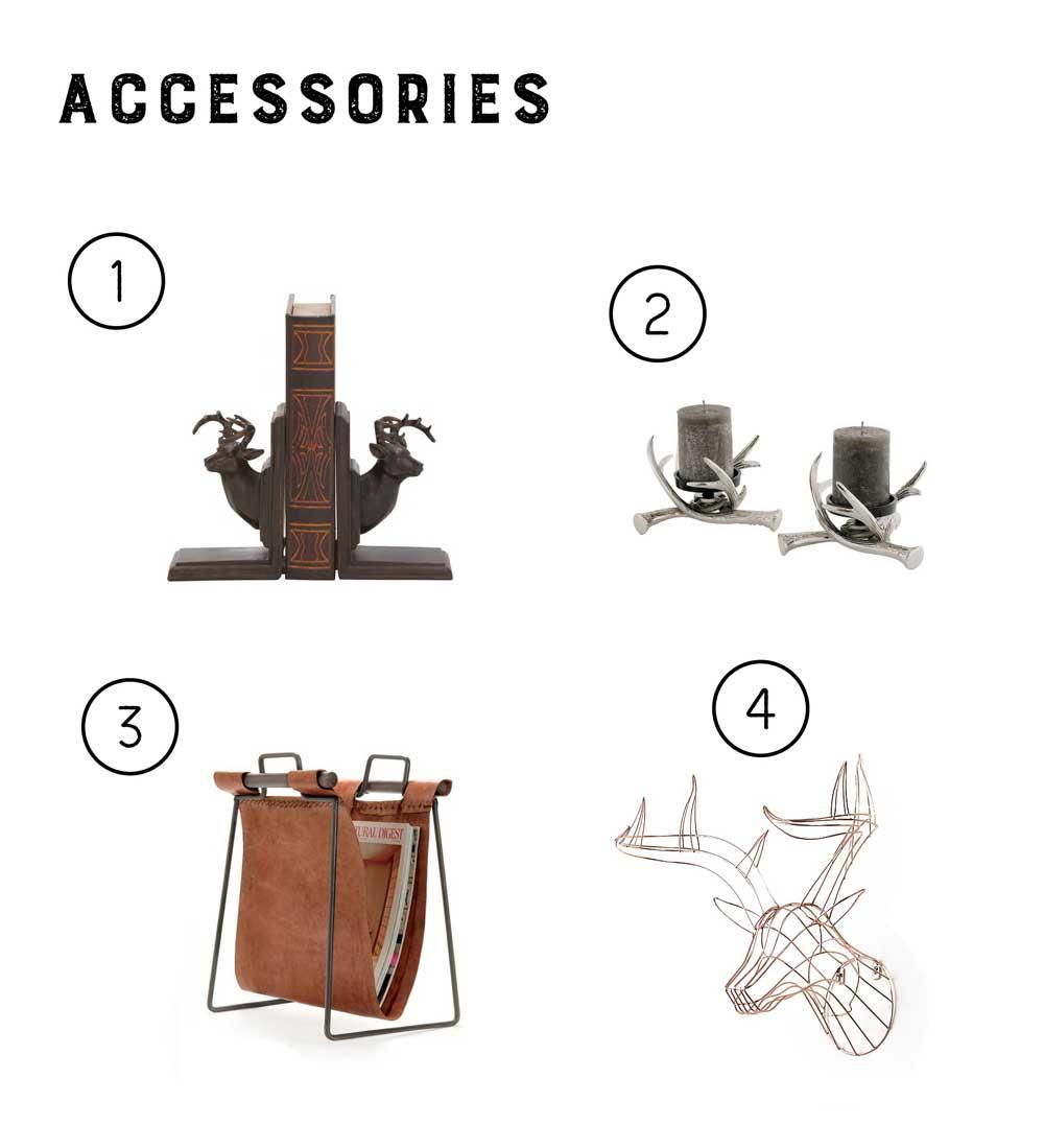 accessories men apartment