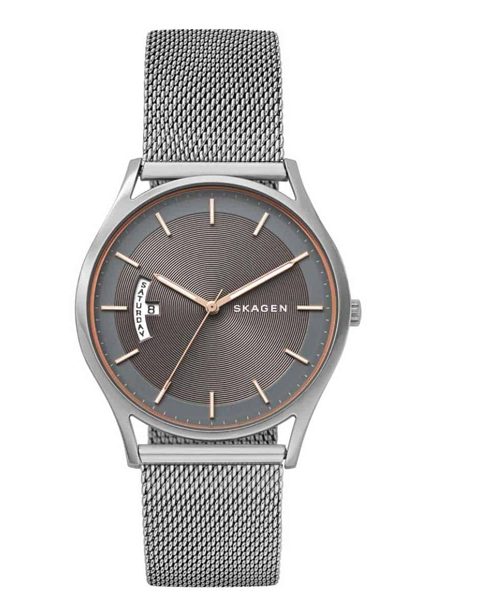 Skagen metal watch