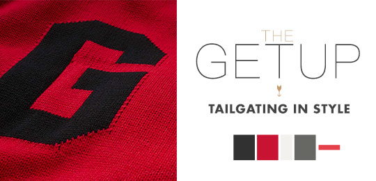 The Getup: Tailgating in Style