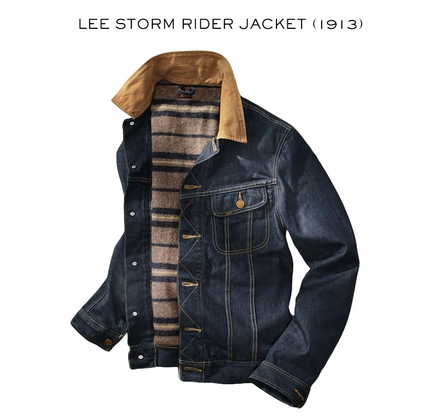Lee Storm Rider Jacket