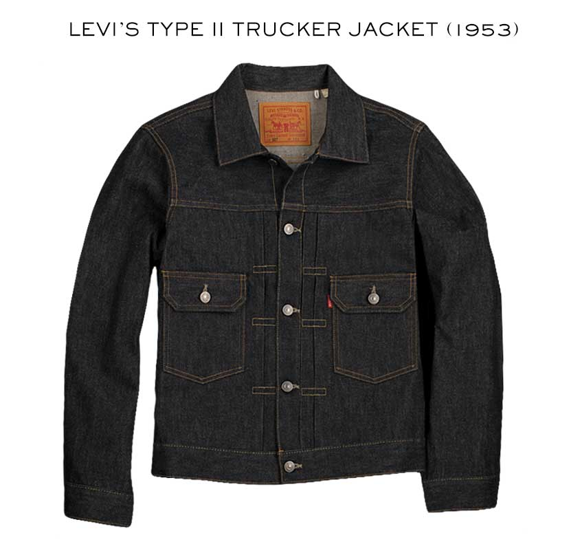 ecad9835c1 The Fascinating Evolution of the Trucker Jacket