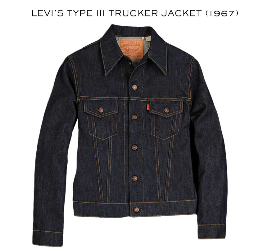 levi's type iii trucker jacket
