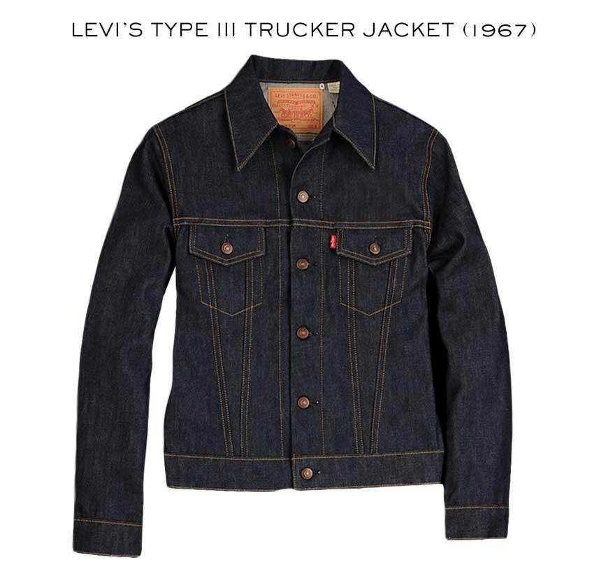 levi's type iii trucker jacket