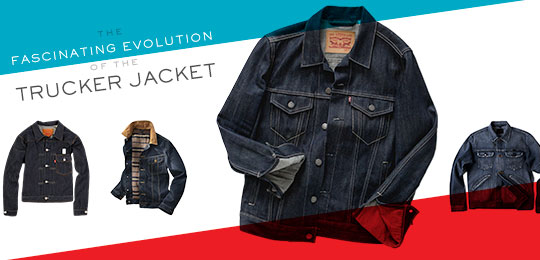 The Fascinating Evolution of the Trucker Jacket