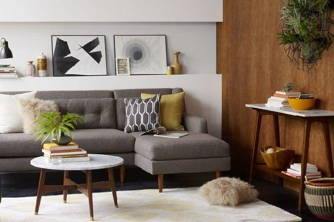 Attrayant Mid Century Apartment Inspiration