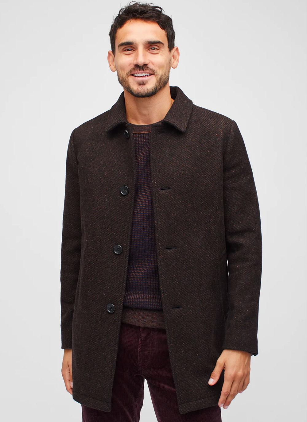 best wool car coat