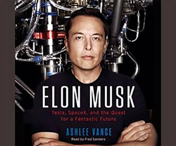 elon audiobook