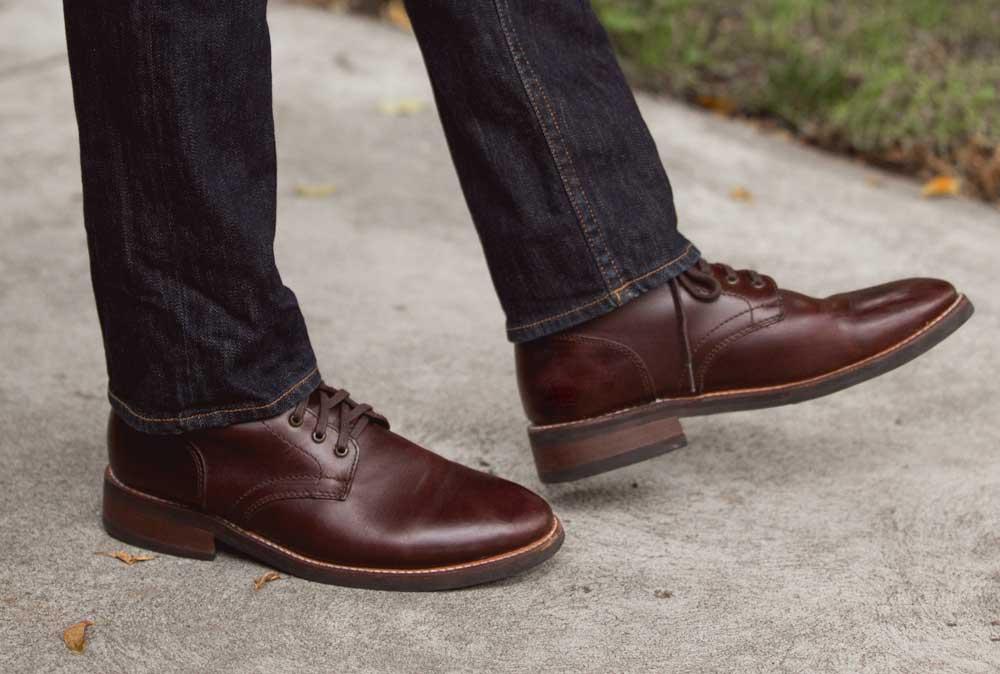 thursday president boots