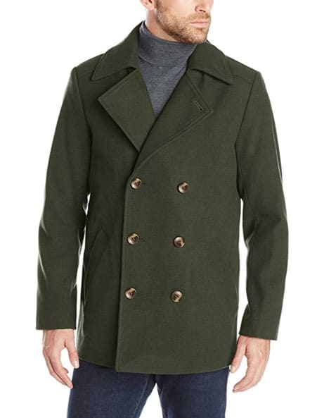 86f6298e The 20 Best Men's Pea Coats, Car Coats, Walker Coats, and Overcoats ...