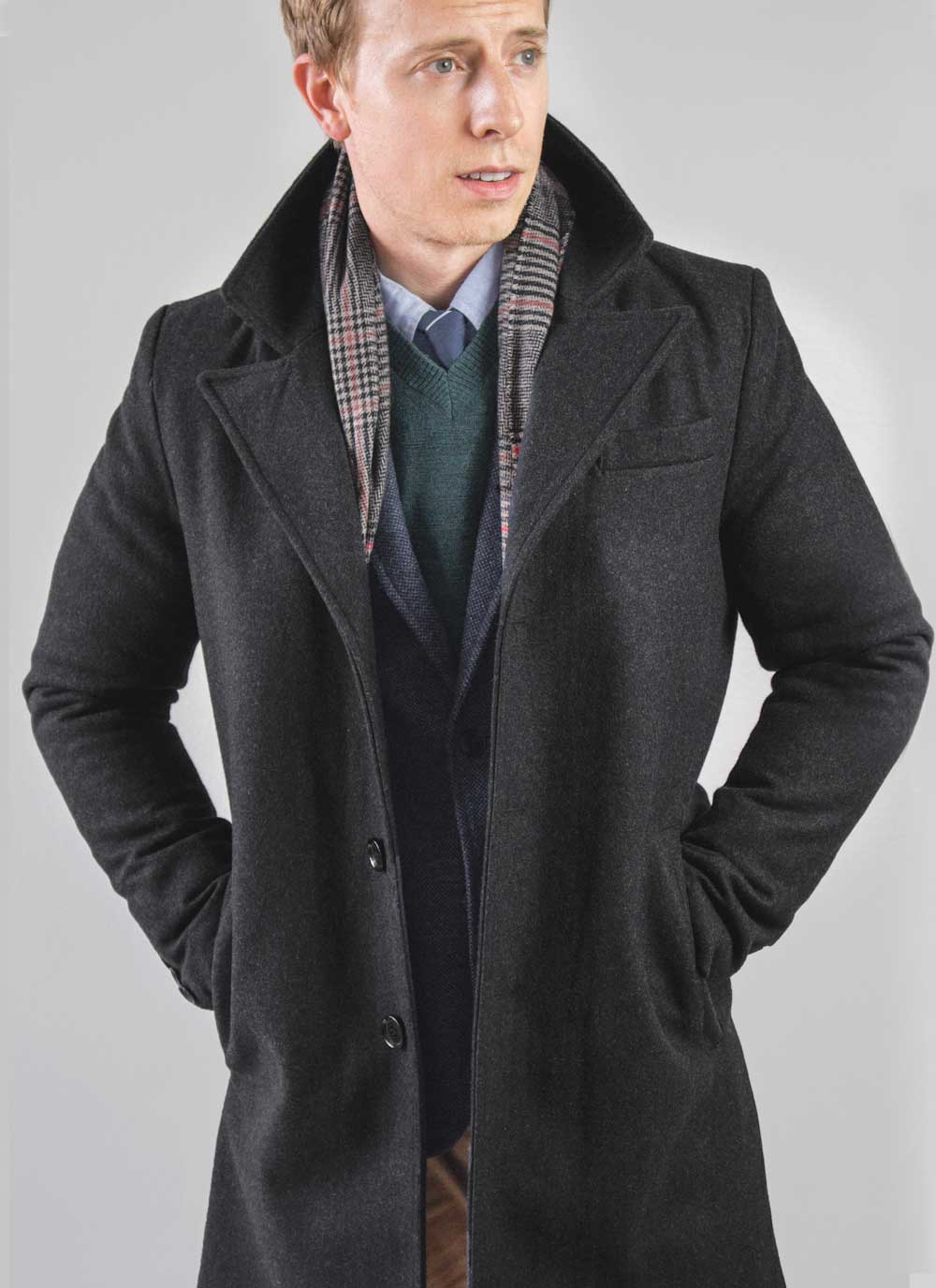 the best men's coats wool overcoat