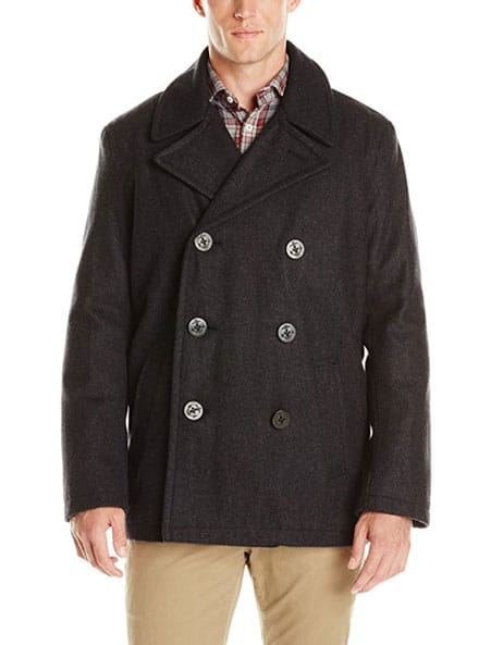 tommy peacoat