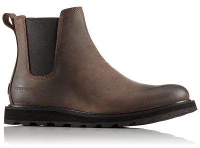 Image of the Sorel men's winterMadison Waterproof Chelsea Boot