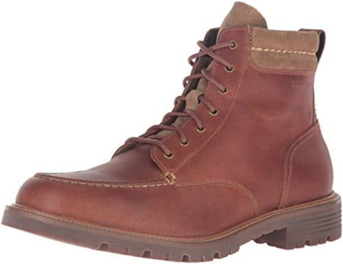 Image of a Cole Haan winter-ready Chukka boot