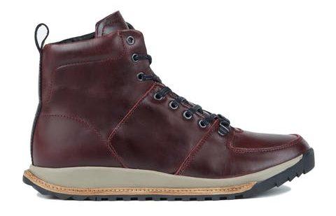 Hollisten boot, a stylish men's winter boot