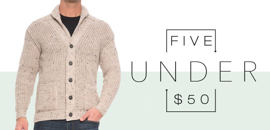 5 Under $50 – February 2nd