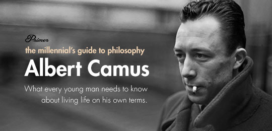 The Millennial's Guide to Philosophy: Camus | Primer