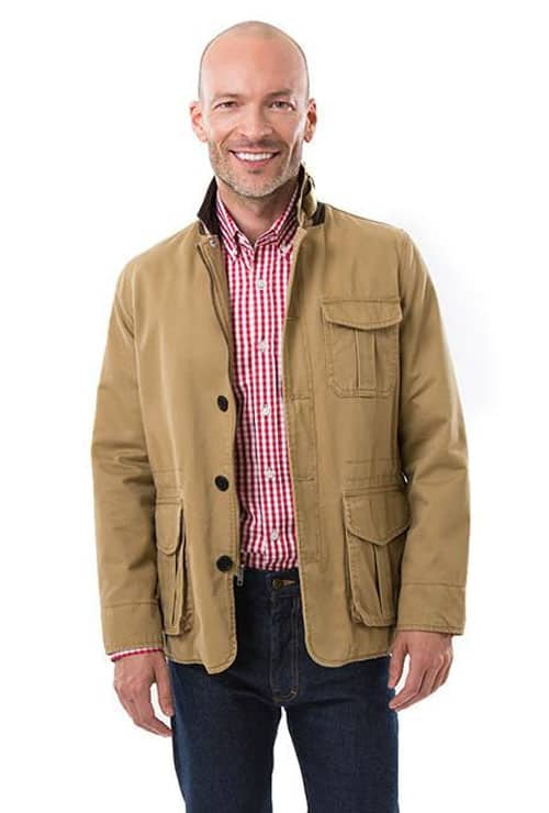Peter Manning Field Jacket