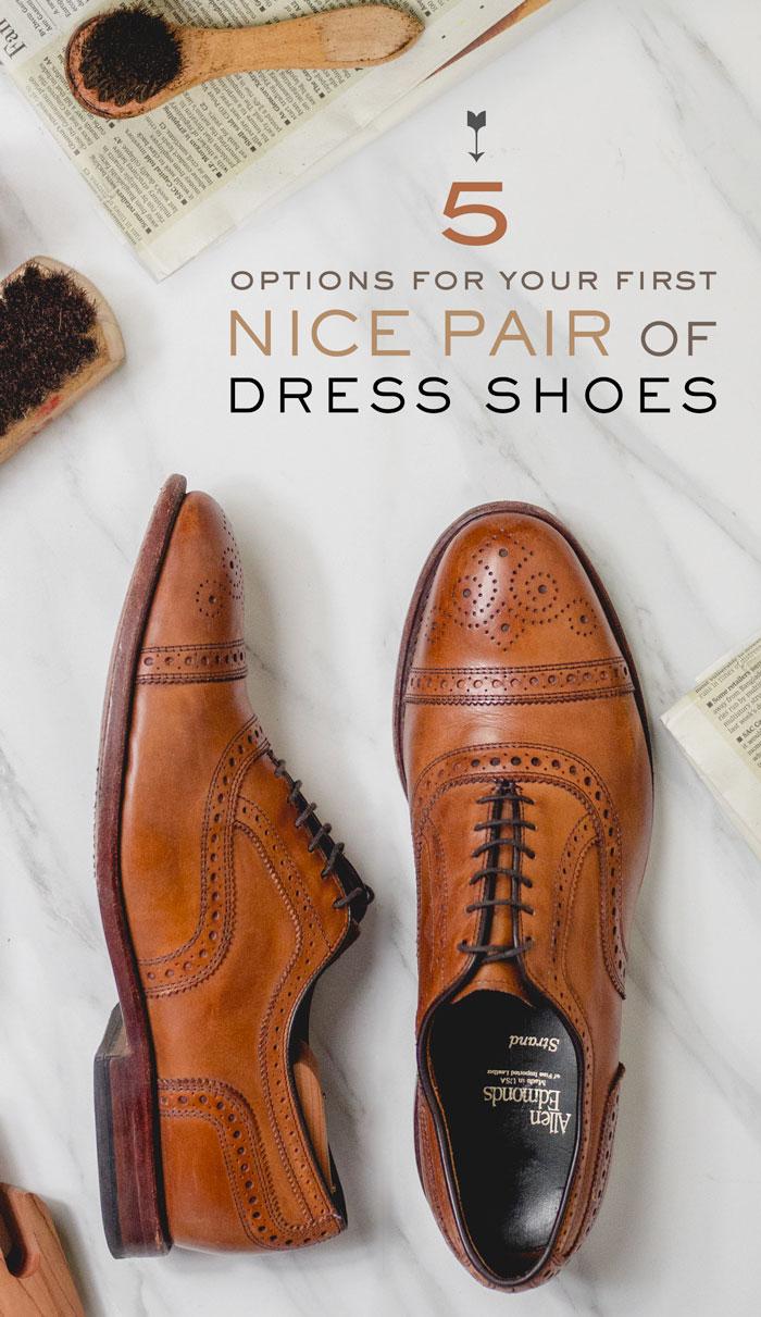best nice men's dress shoes